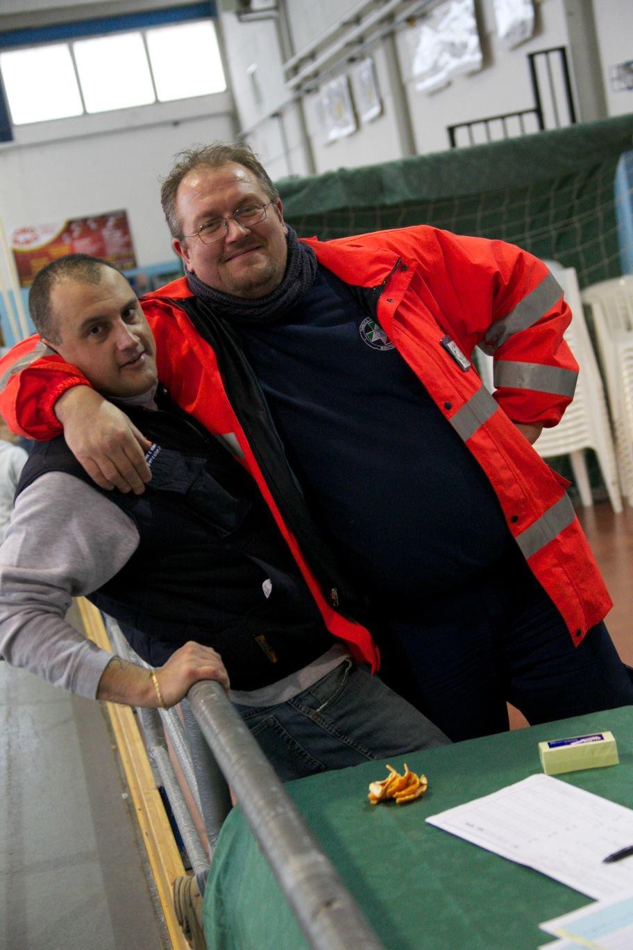 Gianluca e Marco
