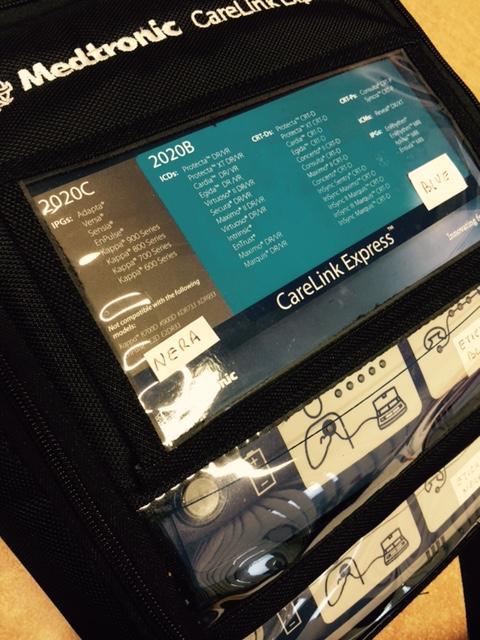 Controllo pacemaker impiantati a domicilio